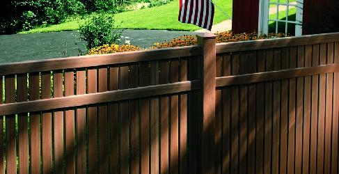 Fence Boss Residential Vinyl Fence Columbus Indiana