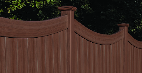 Fence Boss Residential Vinyl Fence Columbus Indiana