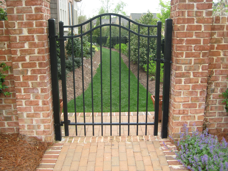 Fence Boss Residential Ornamental Fence Columbus Indiana